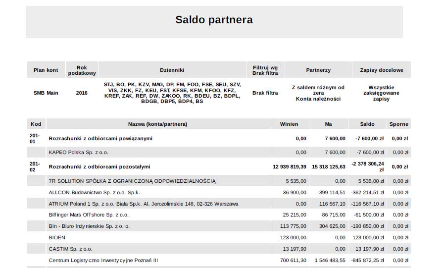 22 -Zrzut ekranu z saldo_partnera